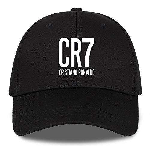 Baseball Kappe Snapback Cap HutBaseballmützen Cristiano Ronaldo Cr7 Madrid Für Männer Verstellbare Kappe Portugal Schlichte Hüte Mode Baseballmütze Herbstmütze