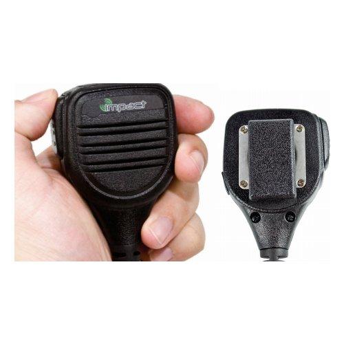 Fantastic Deal! Impact Platinum MC2-PRSM-HD3 Speaker Mic for M/A Com Jaguar P Radios