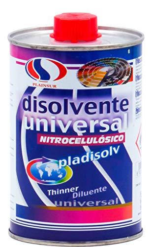 Disolvente Universal Nitro Plainsur - 500 mL