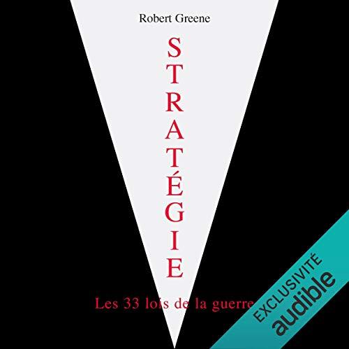 Couverture de Stratégie, les 33 lois de la guerre