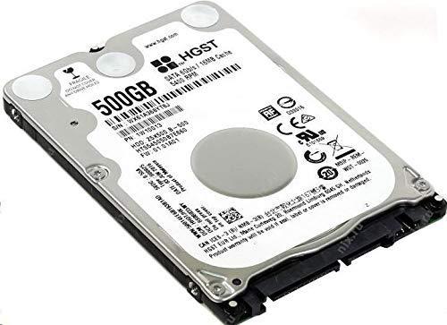 Hitachi 500 GB Festplatte 2.5