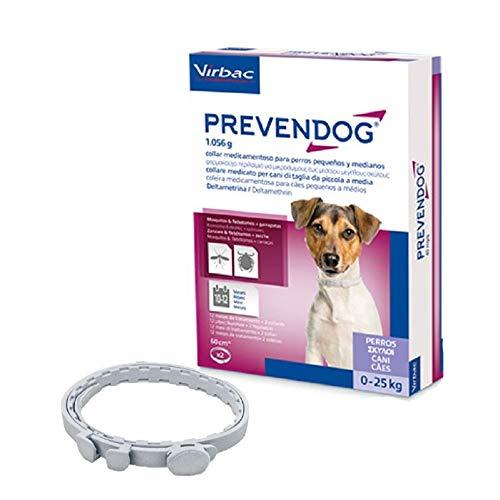 Prevendog - Collar Antiparasitario Perros 60 Cm X 2 Uds ✅