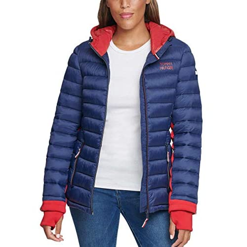 Tommy Hilfiger Womens Packable...