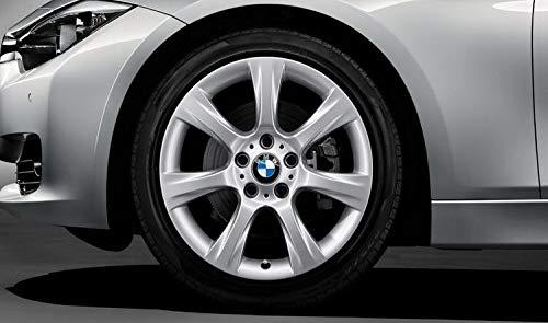 Original BMW Alufelge 3er F30-F31 Sternspeiche 396 in 18 Zoll