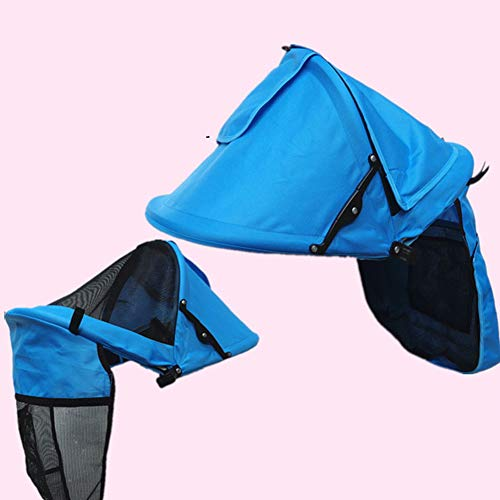 Parasole universale per passeggino, parasole universale per passeggino, protezione dai raggi UV, per passeggino