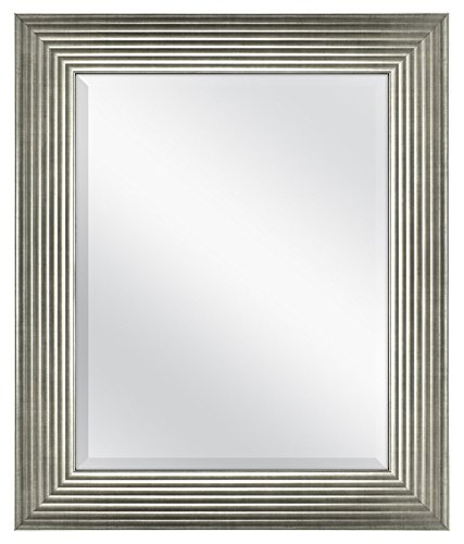 MCS 16x20 Inch Summit 215x255 Overall Size Silver Mirror