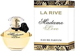 Madame in Love By La Rive for Woman Eau De Perfume Edp 90ml