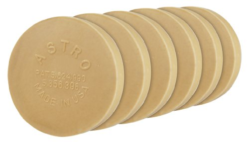 Astro 400E6 6 Pack, Smart Eraser Pad For Pinstripe Removal Tool