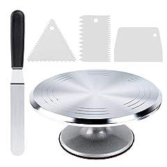 Tortenplatte Drehbar