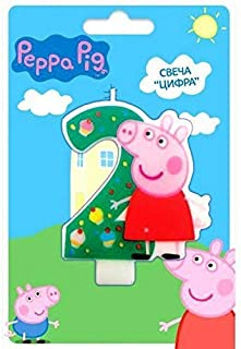 Best peppa pig birthday cake candles Reviews