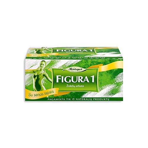 Figure 1 Herbal Tea, 20 pcs.- Pack of 3