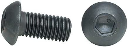 100 Pk UNF Black Oxide Holo-Krome 43018 Steel 1//4-28x1//4 Knurled Point Socket Set Screw