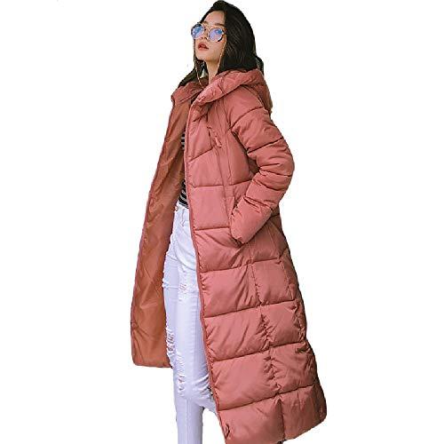 nobrand 2020 Winter Frauen Jacke mit Kapuze Baumwolle gepolsterten weiblichen Mantel hochwertige warme Outwear Womens