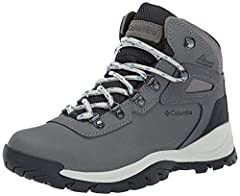 ADVANCED TECHNOLOGY: Columbia Women's Newton Ridge Plus Waterproof Hiking Boot features our lightweight, durable midsole for long lasting comfort, superior cushioning, and high energy return as well as an advanced traction rubber sole for slip-free m...