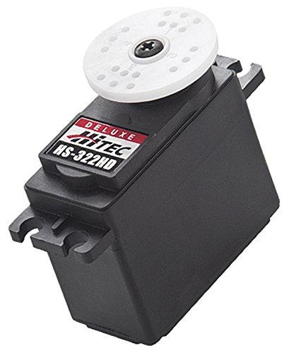 Hitec Standard-Servo HS-322HD Analog-Servo Getriebe-Material: Karbonite Stecksystem: JR