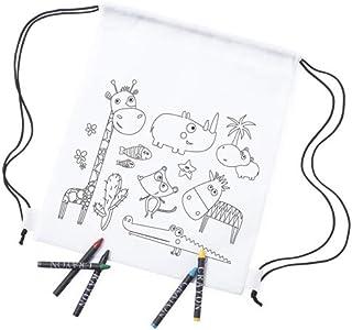 Amazon.es: mochilas para colorear niños