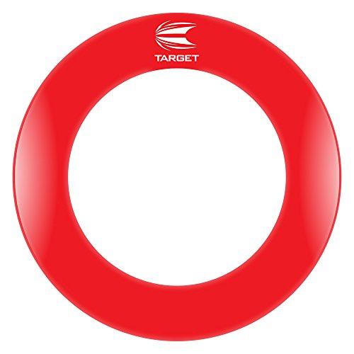Target Darts Pro Tour bedruckter Wandschutz, Rot Klassische Dartboards Nicht zutreffend