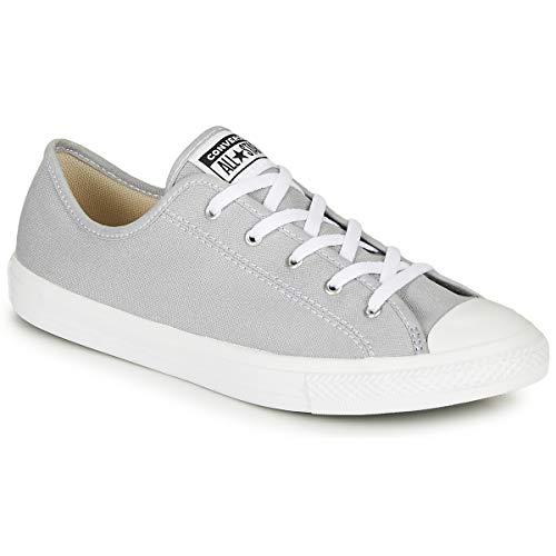 Converse Chuck Taylor All Star Dainty Seasonal Color Sneaker Femmes Grau - 36 - Sneaker Low