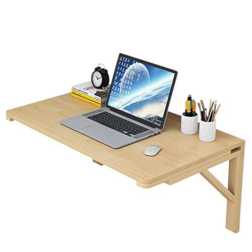 Mesa para portátil Mesa plegable de madera maciza Mesa de comedor Hogar...