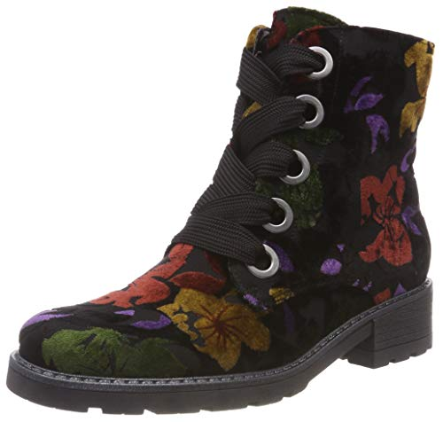Jenny DOVER-STF, Damen Combat Boots, Grau (Multi 67), 39 EU (6 UK)