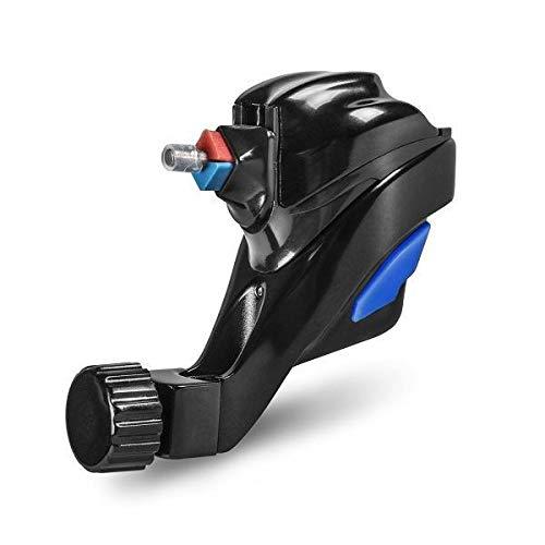 EGO Apex Nano Black/Blue Rotary Tattoo Machine