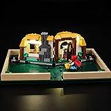 LIGHTAILING Conjunto de Luces (Ideas Libro Desplegable) Modelo de Construcción de Bloques - Kit de luz LED Compatible con Lego 21315 (NO Incluido en el Modelo)