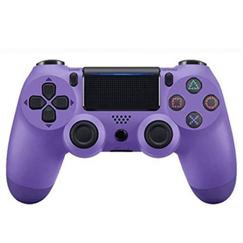 Bluetooth Wireless-Joystick für PS4 Controller Fit Für mando ps4 Konsole Für Playstation Dualshock 4 Gamepad Für PS3,Lila