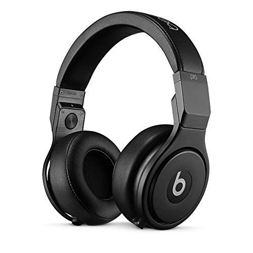 Beats Pro Over-Ear Wired Headphone - Black