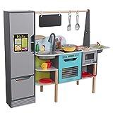 KidKraft Amazon Alexa Enabled 2-in-1 Kitchen &...