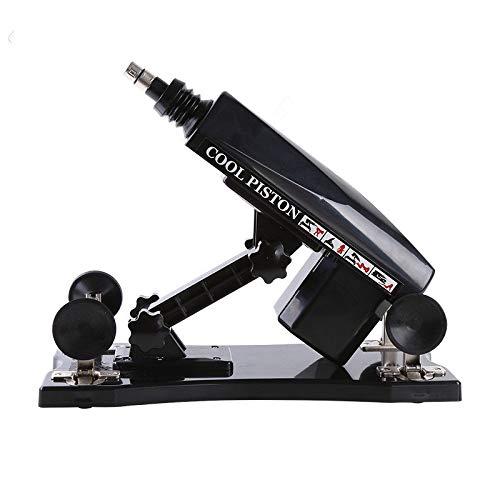 Preisvergleich Produktbild Dyl2019 Elektrische Maschine Automatische Erwachsene Maschine,  Luxurious elektrische Leistungsstarke Retractable Maschine Multi-Winkel einstellbar erwachsenes Spielzeug (Anlage x1)