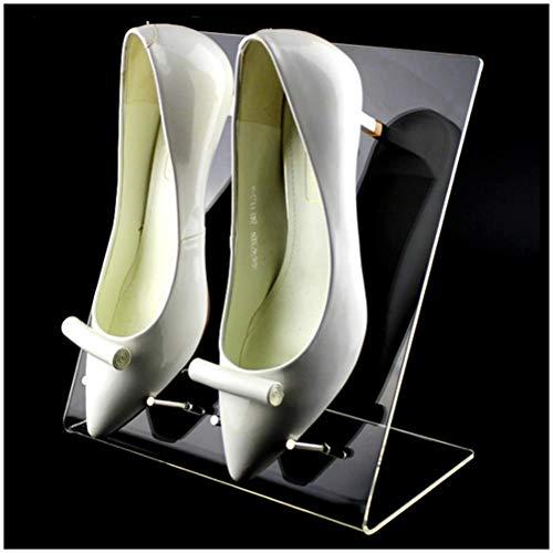 GFPR 24 * 12.5 * 25cm Acryl Display Ständer, Schuhgeschäft Regal für High-End-Schaufenster, Einkaufszentren, 3mm dick