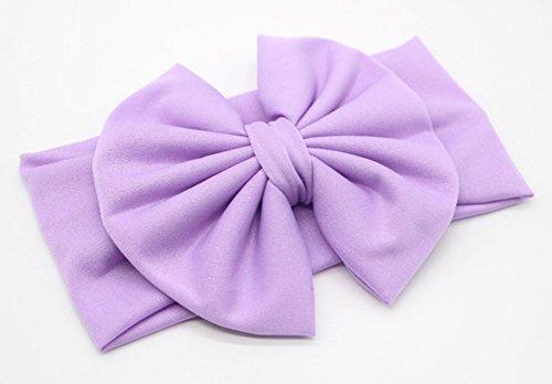 JUNGEN Bandeau Bébé Fille Elastique Cheveux Fleur Serre-Tête Eté Babys Bandeaux Noeud Dans Les Cheveux
