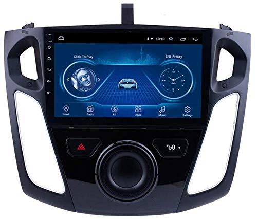 GPS Sat Nav con CANBUS para Ford FOCUSE 2012-2015 Soporte Control de Volante/Bluetooth/Llamadas de Manos Libres/Link/AUX/USB/Player Multimedia