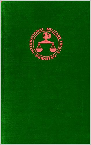Nazi Conspiracy and Aggression: Vol. 1. (Illustrated) (English Edition)