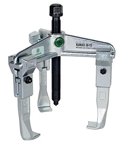 Kukko 30-1 - Extractor universal 3 patas (ancho 90 mm, largo 100 mm)