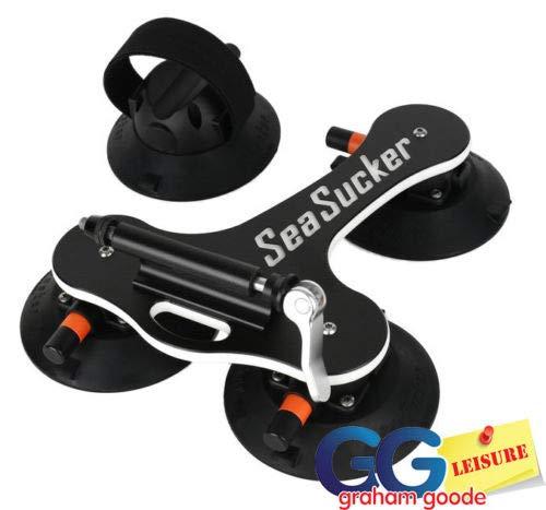 SeaSucker Talon 1 - Soporte para bicicleta (9 mm, Q/R)