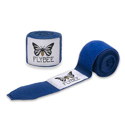 Flybee 4m Boxbandagen Elastisch, Blau