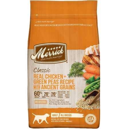 Merrick Dry Dog Food with added Vitamins &...