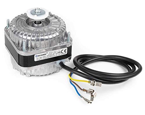 Lüftermotor YZF7-20 230V 7/31W 1300U/min 50/60Hz viele Befestigungsoptionen Breite 83mm Kabel 500mm