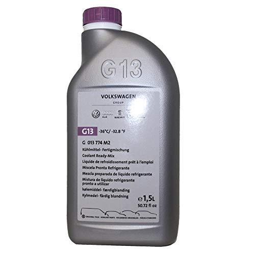 Kühlflüssigkeit G13 Kühlmittel Frostschutz -35°C Ready Mix 1,5L Fertigmischung G013774M2
