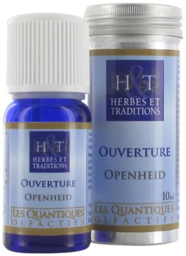 Herbes et Traditions Synergie 100% Huile Essentielle Ouverture