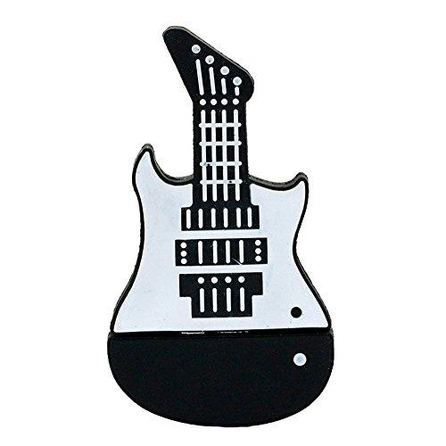 32 GB USB 2.0 Flash Drive Cartoon Music Guitar Penne a forma di violino Drive Memory Stick USB Thumb Drive