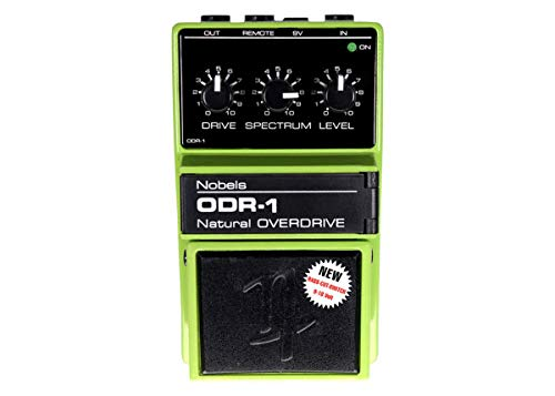 Nobels ODR-1 BC · Pedal guitarra eléctrica