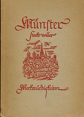 Münster steckt voller Merkwürdigkeiten