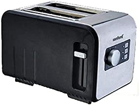 Sanford Bread Toaster 2 Slice 800 Watts, Sf5753Bt,Multi Color,Mixed Material