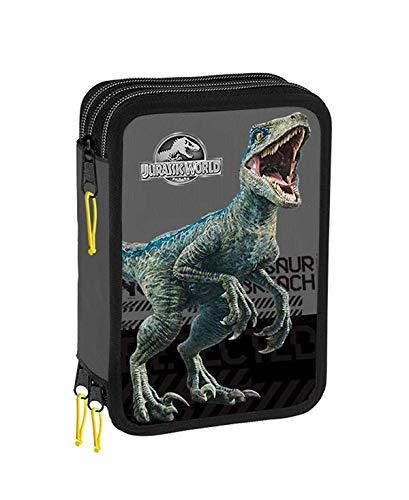 selezione varzi dal 1956 Astuccio Tre Cerniere - Jurassic World