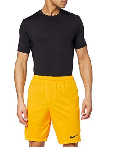 Nike Dry Football, Pantaloncini Uomo, University Gold/Nero, S