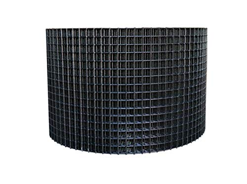 "8"" Squirrel Guard Wire. 8 in.100 ft. PVC Coated Galvanized Steel roll."