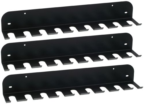 Shop Fox D4345 Pipe Clamp Rack, 3-Pack