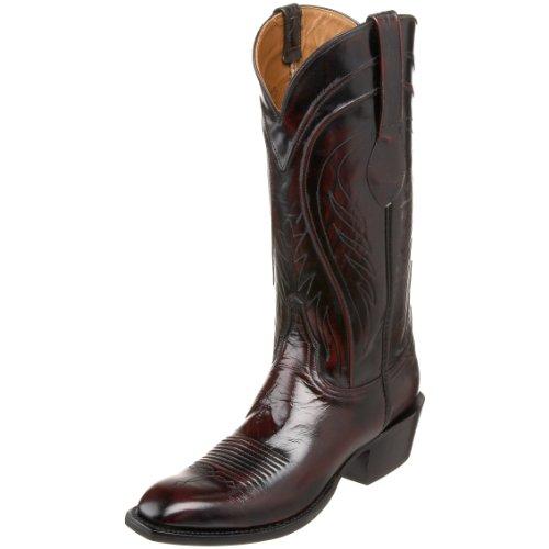 Lucchese Classics Herren L1505.13 Stiefel, Mehrere (Blackcherry), 49 EU